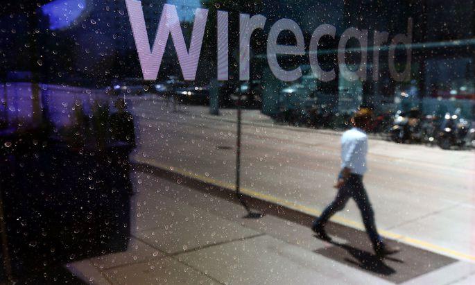 Archivbild: Wirecard-Standort in Wien