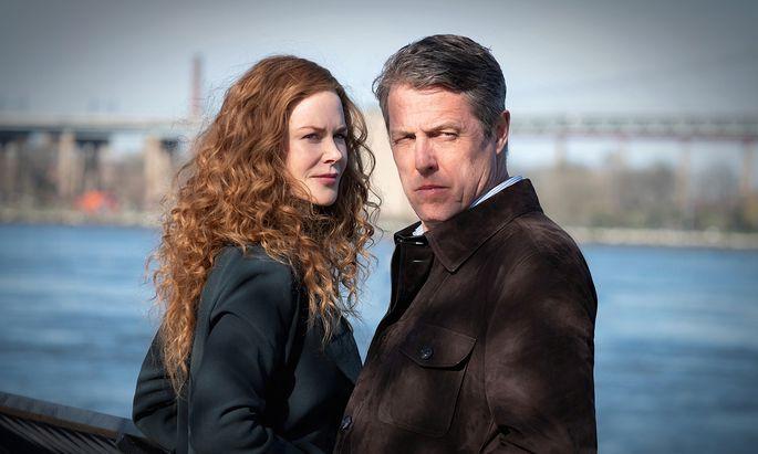 Das perfekte Paar – oder doch nicht? Grace (Nicole Kidman) und Jonathan (Hugh Grant).