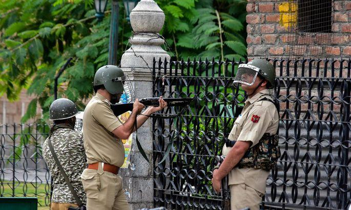 Mutmaßlicher Serienkiller in Indien festgenommen