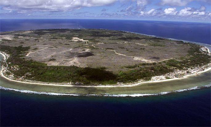 Nauru Wirtschaftswunder Schurkenstaat