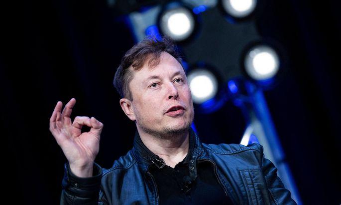 Tech-Milliardär Elon Musk
