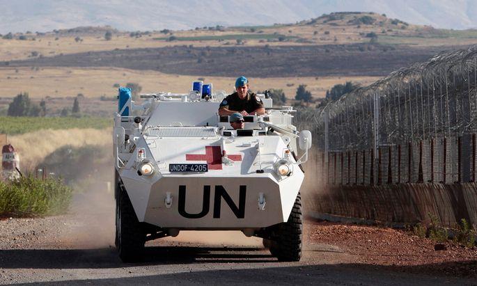 GolanAbzug spaltet Regierung