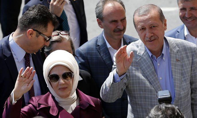 TURKEY PRESIDENTAL ELECTION