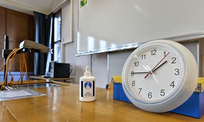Am Dienstag startete die Zentralmatura für rund 42.000 Maturanten in Deutsch.