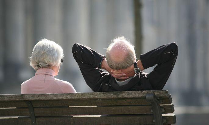 843.569 Menschen haben künftig Anspruch auf eine Zusatzpension aus einer Pensionskasse, 103.976 erhalten bereits eine solche.