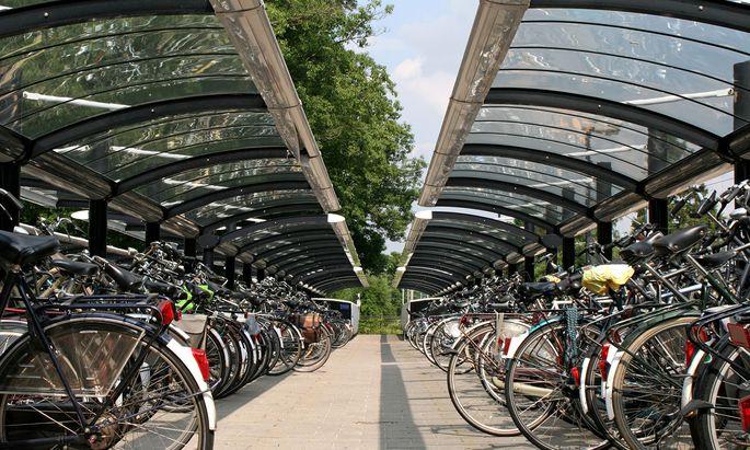 Umweltfreundlich, sportlich, gefördert: Radports werden auch in Städten immer gefragter.