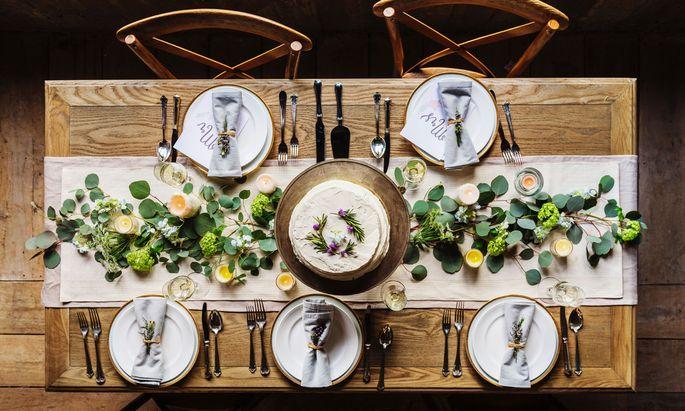 Tischlein deck dich - aber wie?