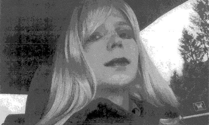 eine Frau Bradley Mannings