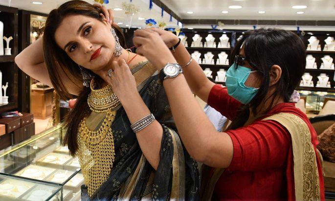 Indiens Mittelstand wächst und wird zahlungskräftiger. Das treibt die Wirtschaft und die Börsen an.