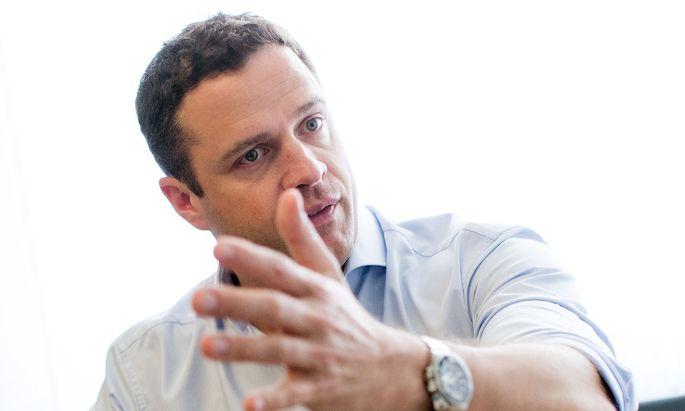 Die FPÖ in Person von FPÖ-Kubobmann Johann Gudenus erstattete Anzeige - gegen den Falschen?