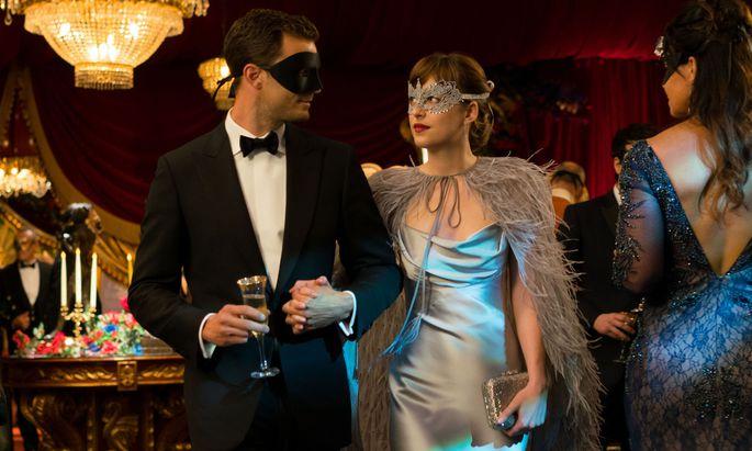 Schön, sexy und schwierig: Christian Grey (Jamie Dornan) und Anastasia Steele (Dakota Johnson).