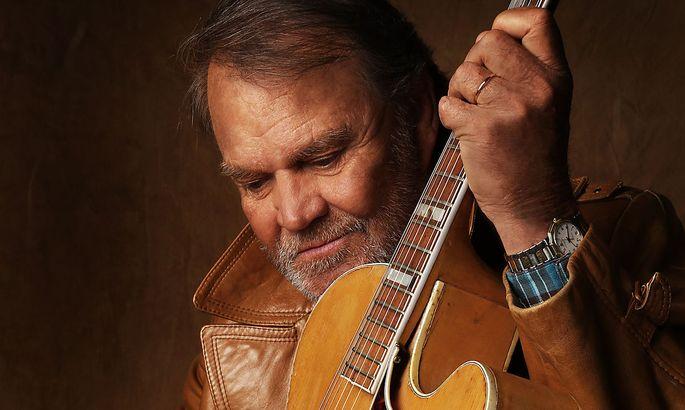 Der aus dem ländlichen Arkansas stammende Sänger und Gitarrist Glen Campbell starb 2017.