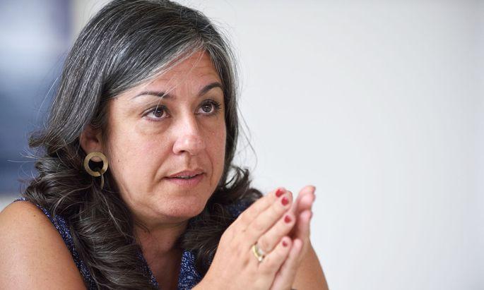 Wiens Vizebürgermeisterin Maria Vassilakou (Grüne)