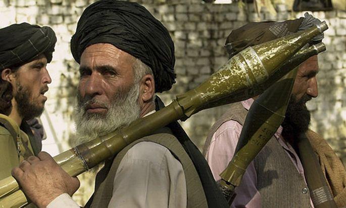 Taliban kämpften offenbar mit Austro-Waffen