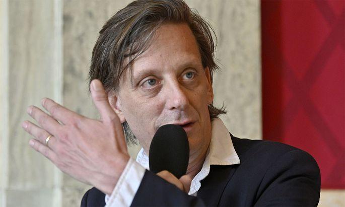 Volkstheater-Direktor Kay Voges.