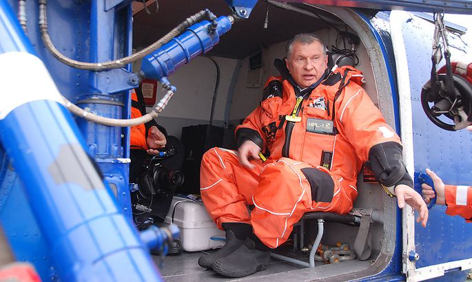 Rosneft-Chef Igor Setschin gilt als enger Vertrauter von Wladimir Putin.