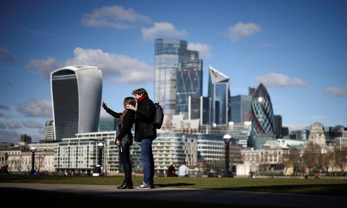 Auch nach dem Brexit ist London Europas Finanzmetropole. Die Fonds aus dem Zentrum der britischen Hauptstadt bestimmen weltweit über Preise.