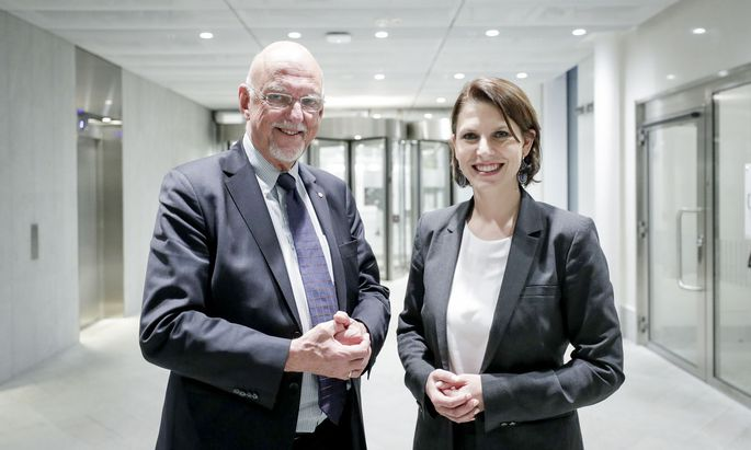 EUROPAMINISTERIN EDTSTADLER IN SCHWEDEN: TREFFEN MIT EU-MINISTER DAHLGREN