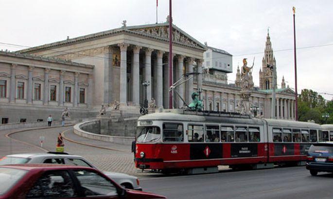 Wien mobil Hauptstadt staut