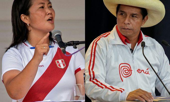 COMBO-FILES-PERU-ELECTION-RUNOFF-CASTILLO-FUJIMORI
