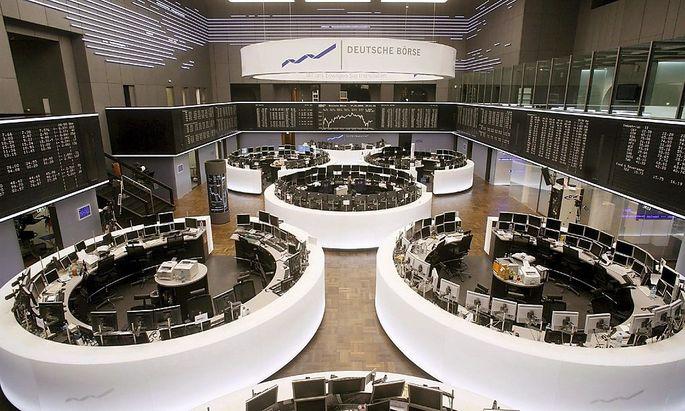 GERMANY FRANKFURT STOCK EXCHANGE