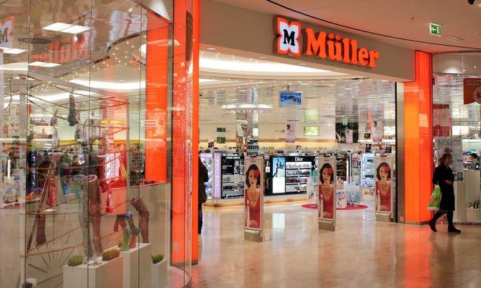 Dem Drogisten Müller droht eine Klage.