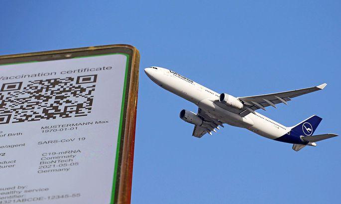 Absonderungsbescheide werden bei Auslandsreisen in der EU nicht akzeptiert.