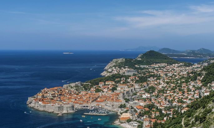 Symbolbild Dubrovnik.