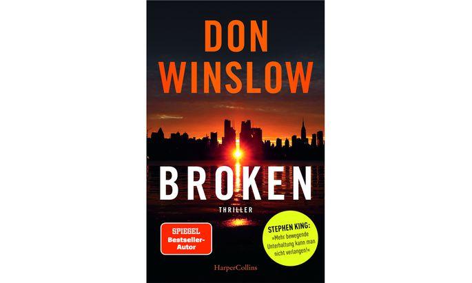 """Don Winslow: """"Broken"""