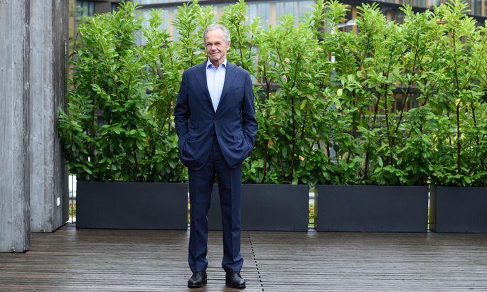 Der ehemalige Chef der Erste Group, Andreas Treichl, ist seit November 2020 Präsident des Europäischen Forums Alpbach. Er folgt in dieser Funktion auf Franz Fischler.