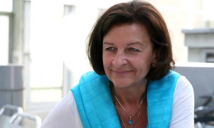 Karin Gutiérrez-Lobos, stellvertretende Rektorin an der Medizinuniversität Wien