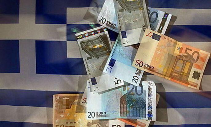 Die Gespräche für eine Schuldenschnitt wurden in Athen wieder aufgenommen