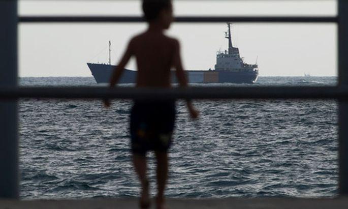 Libyen schickt Hilfsschiff nach Gaza