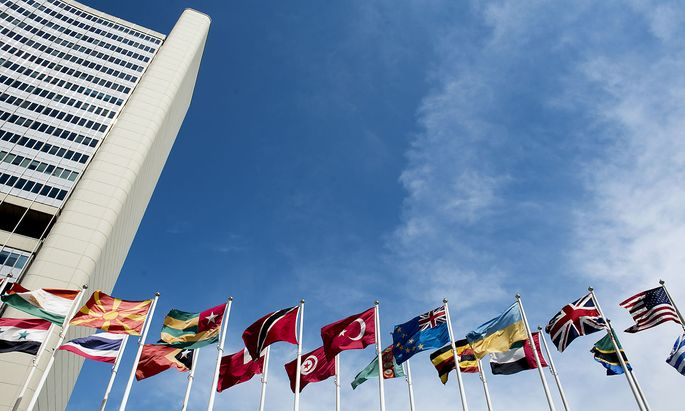 Vienna International Centre - United Nations