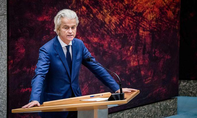 Geert Wilders ist erneut ins Blickfeld des türkischen Präsidenten Erdoğan geraten.