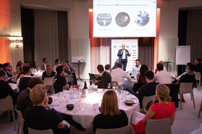 apti Award 2020: Final Pitch der innovativsten Immo-StartUps in der Labstelle Wien.