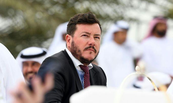 Benko begleitete Kanzler Kurz zuletzt in die Vereinigten Arabischen Emirate