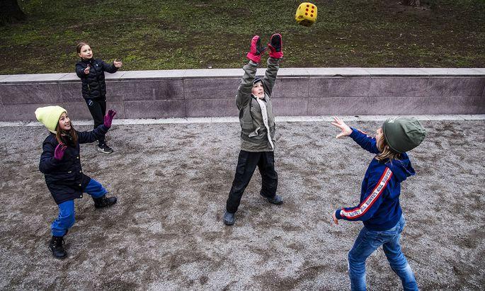 Für Schwedens Schüler bedeutet Corona bisher nicht automatisch schulfrei.