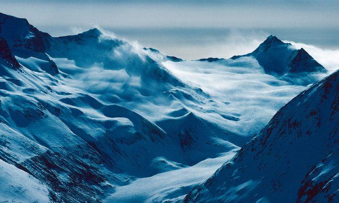 Die Ötztaler Alpen sind noch ein Ort großflächiger alpiner Wildnis.
