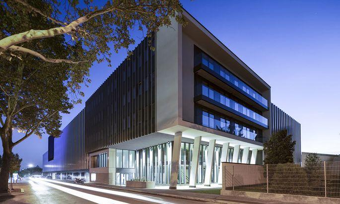 Neue Bürolandschaften: Inno Plaza