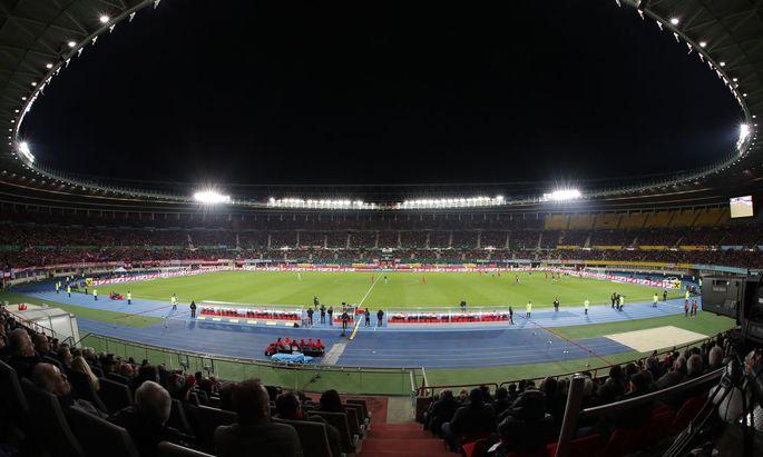 Österreich-Match gegen Nordmazedonien