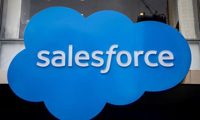 Cloud statt Öl: Der Softwarekonzern Salesforce verdrängt Exxon aus dem Dow Jones.