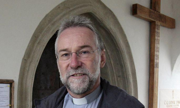 Vom Papst zum Bischof für Gurk-Klagenfurt ernannt: der 64jährige Josef Marketz.