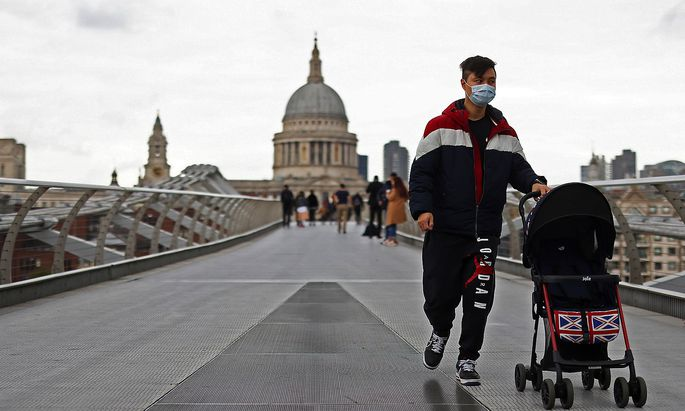 The coronavirus disease (COVID-19) outbreak in London