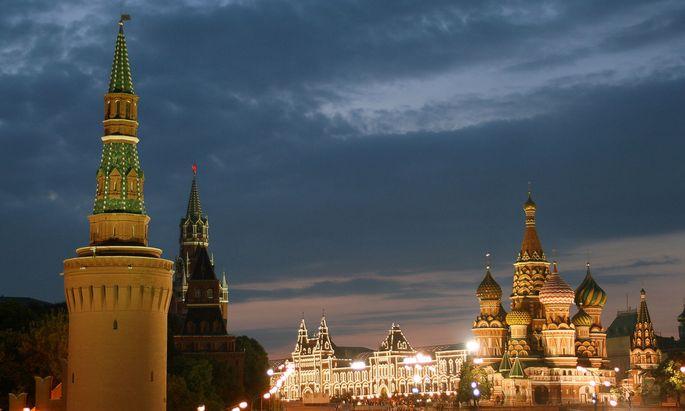 Der Kreml sieht sich bestätigt, dass die Vorwürfe schon immer Fake News waren.