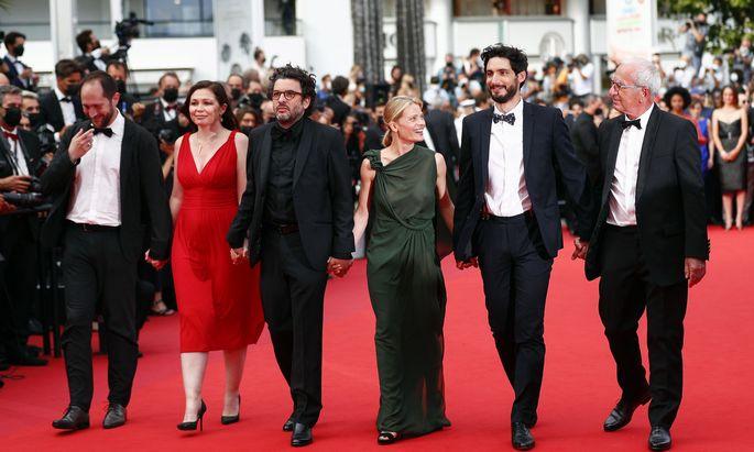 Cannes ist für seine Stardichte auf dem Red Carpet berühmt.