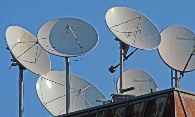 Satellitenschuesseln