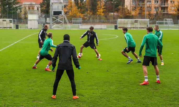 SOCCER - UEFA EL, Rapid vs Dundalk, preview