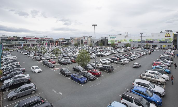 STEIERMARK: SHOPPING CITY SEIERSBERG