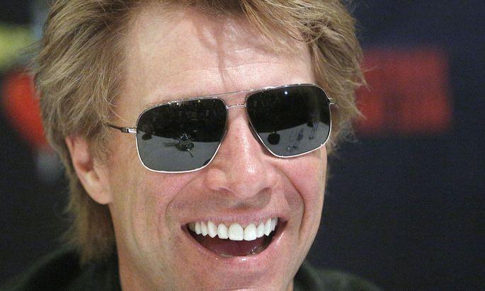 Auf seinem 15. Studioalbum wird Jon Bon Jovi politisch.